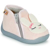 Cipők Lány Mamuszok GBB CORI Rózsaszín