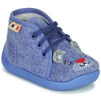 Cipők Fiú Mamuszok GBB KYLAE Kék