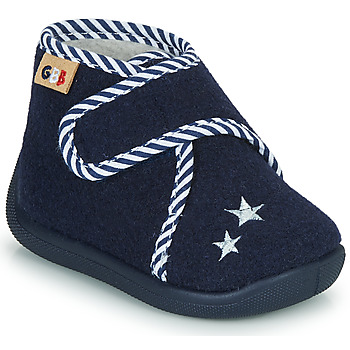 Cipők Fiú Mamuszok GBB KEELIO Kék