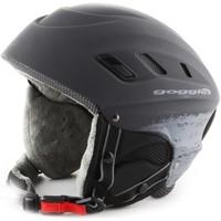 Kiegészítők Sport kiegészítők Goggle Kask narciarski  Dark Grey Matt S200-4 grafitowy, czarny