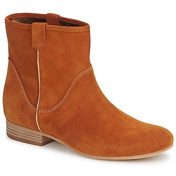 Shoes Női Csizmák Vic MUI Rozsda