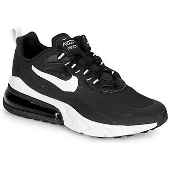 Cipők Férfi Rövid szárú edzőcipők Nike AIR MAX 270 REACT Fekete  / Fehér
