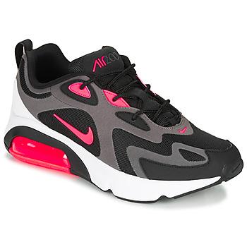 Cipők Férfi Rövid szárú edzőcipők Nike AIR MAX 200 Fekete  / Rózsaszín