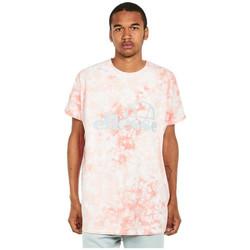 Ruhák Férfi Rövid ujjú pólók Ellesse T-shirt  Starezzo rose pâle/blanc
