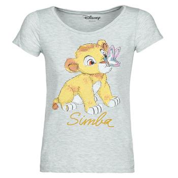 Ruhák Női Rövid ujjú pólók Moony Mood THE LION KING Szürke