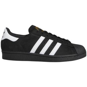 Cipők Férfi Deszkás cipők adidas Originals Superstar adv Fekete