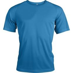 Ruhák Férfi Rövid ujjú pólók Proact T-Shirt manches courtes  Sport bleu ciel