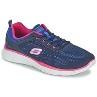 Shoes Női Multisport Skechers EQUALIZER Tengerész
