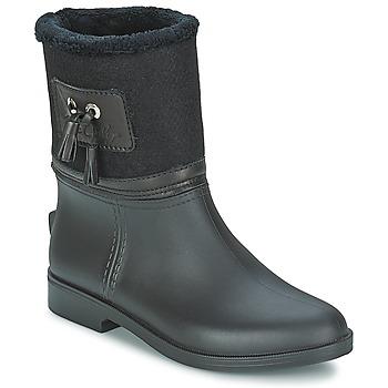 Cipők Női Gumicsizmák Be Only DIVINE Fekete