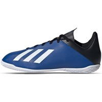 Cipők Fiú Foci adidas Originals X 194 IN Czarne,Granatowe
