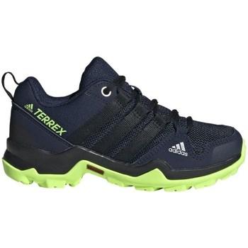 Cipők Fiú Futócipők adidas Originals Terrex AX2R K Czarne,Granatowe