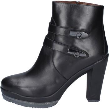 Cipők Női Bokacsizmák Guardiani BN363 Fekete