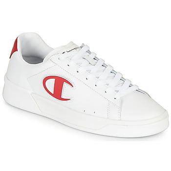 Cipők Férfi Rövid szárú edzőcipők Champion M 979 LOW Fehér / Piros