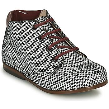 Cipők Lány Magas szárú edzőcipők GBB TACOMA Fekete