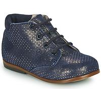 Cipők Lány Csizmák GBB TACOMA Kék