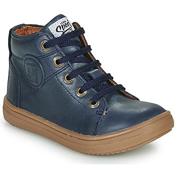 Cipők Fiú Magas szárú edzőcipők GBB KELIG Kék