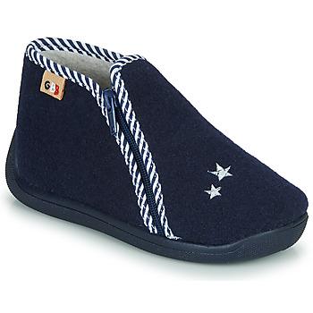 Cipők Gyerek Mamuszok GBB KITRA Kék