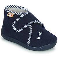Cipők Gyerek Mamuszok GBB KEELIO Kék