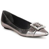 Cipők Női Balerina cipők  Marc Jacobs MJ19417 Ezüst
