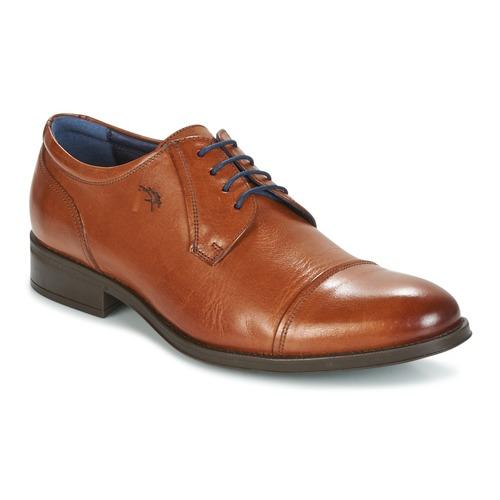 Cipők Férfi Oxford cipők Fluchos HERACLES Barna