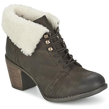 Shoes Női Bokacsizmák Hush puppies GOLDIE MOORLAND Barna