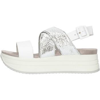 Cipők Női Szandálok / Saruk IgI&CO 51756 White
