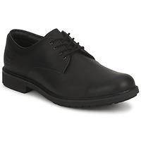 Cipők Férfi Oxford cipők Timberland EK STORMBUCK PLAIN TOE OXFORD Fekete