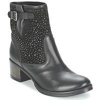 Cipők Női Bokacsizmák Meline NERCRO Fekete
