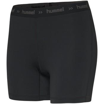 Ruhák Női Rövidnadrágok Hummel Short femme  Perofmance Hipster noir