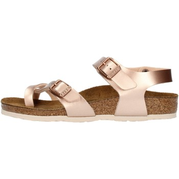 Cipők Lány Szandálok / Saruk Birkenstock 1014444 Pink