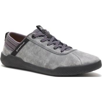Cipők Férfi Rövid szárú edzőcipők Caterpillar Hex Szürke