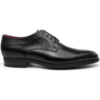 Cipők Férfi Oxford cipők & Bokacipők Keelan 63211 BLACK