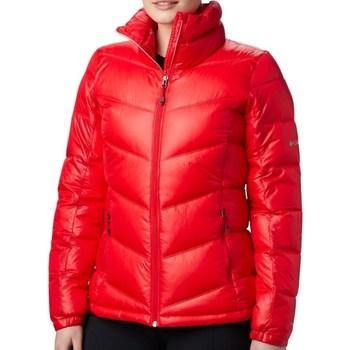 Ruhák Női Steppelt kabátok Columbia Pike Lake Piros