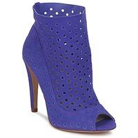 Cipők Női Bokacsizmák Bourne RITA Kék
