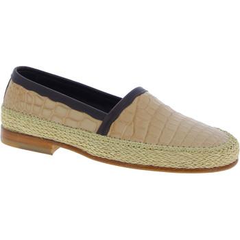 Cipők Férfi Mokkaszínek D&G A50034 A2F77 8R063 beige