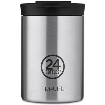 szepsegapolas Testápolási kiegészítők 24 Bottles TRAVEL TUMBLER 350 Acciaio