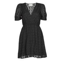 Ruhák Női Rövid ruhák Moony Mood ACTINE Fekete