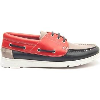 Cipők Férfi Vitorlás cipők Keelan 63833 MULTICOLORED