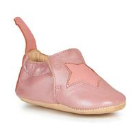Cipők Gyerek Mamuszok Easy Peasy BLUMOO ETOILE Rózsaszín