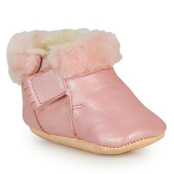 Cipők Lány Mamuszok Easy Peasy FOUMOU Rózsaszín