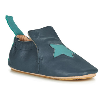 Cipők Gyerek Mamuszok Easy Peasy BLUBLU ETOILE Kék
