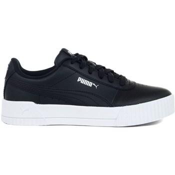 Cipők Női Oxford cipők & Bokacipők Puma Carina L Fekete