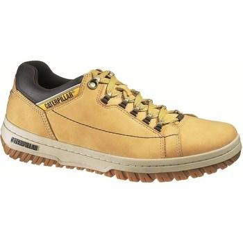 Cipők Férfi Oxford cipők & Bokacipők Caterpillar Apa Citromsárga