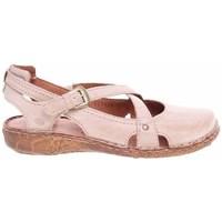 Cipők Női Szandálok / Saruk Josef Seibel Ballerinas Rózsaszín