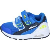 Cipők Fiú Rövid szárú edzőcipők Ellesse BN655 Kék