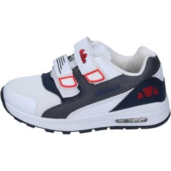 Cipők Fiú Rövid szárú edzőcipők Ellesse BN656 Fehér