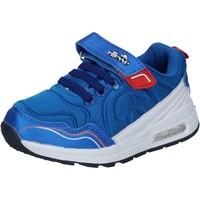 Cipők Fiú Rövid szárú edzőcipők Ellesse BN660 Kék