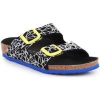Cipők Gyerek Oxford cipők & Bokacipők Birkenstock Arizona Kids Fekete