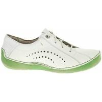 Cipők Női Oxford cipők & Bokacipők Josef Seibel 59673687011 Fehér