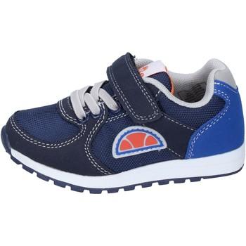 Cipők Fiú Rövid szárú edzőcipők Ellesse BN663 Kék